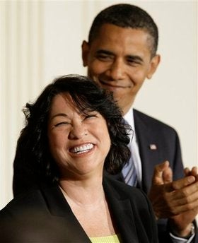 Sonia Sotomayor: Not A Squishy, Wild-Eyed Commie, After All
