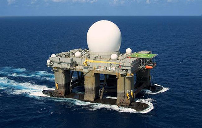 These Are The Wild Radar Ships That Make Missile Defense Possible