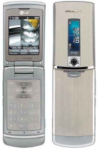 LG VX8700 Launched on Verizon: Good News