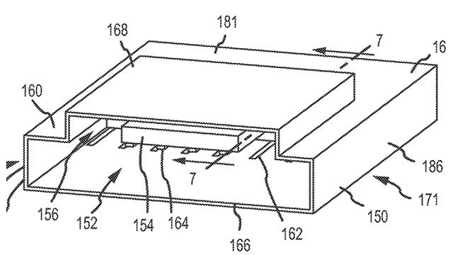 Apple Patents Slimline Combined SD and USB Slot