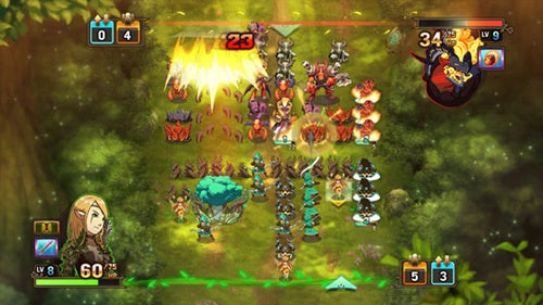 Might & Magic: Clash Of Heroes Goes HD For XBLA, PSN