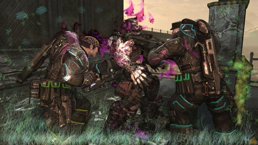 Gears Of War Designer Interested In New Style