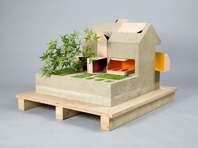 14 Awesome Dollhouses Built By Today's Top Architects
