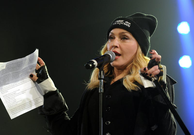Madonna Thinks Putin, Kale are 'Gay,' Dislikes Guacamole