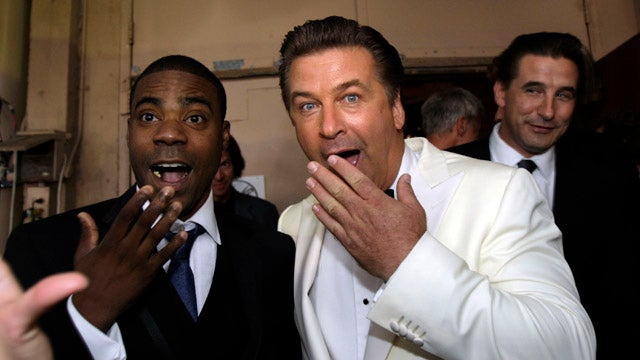 Alec Baldwin Cut From Emmys Over Phone Hacking Joke