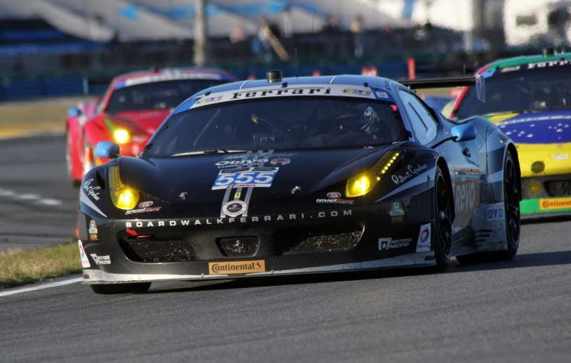 Breaking News out of the Tudor United SportsCar Championship