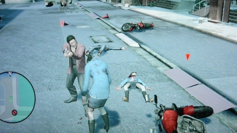 Female Zombies Don't Get Lady-Like Deaths, But Keep Their Dignity