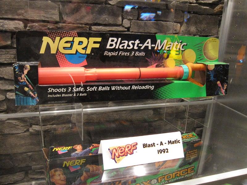 Nerf Gallery
