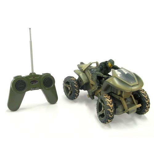 Remote Control Halo Warhog, Mongoose and Hornets Incoming