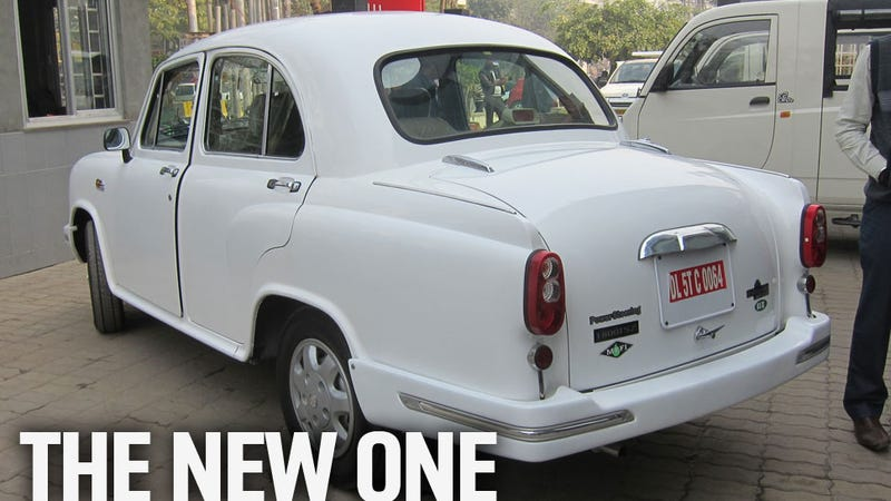 Hindustan Ambassador: The Jalopnik Review