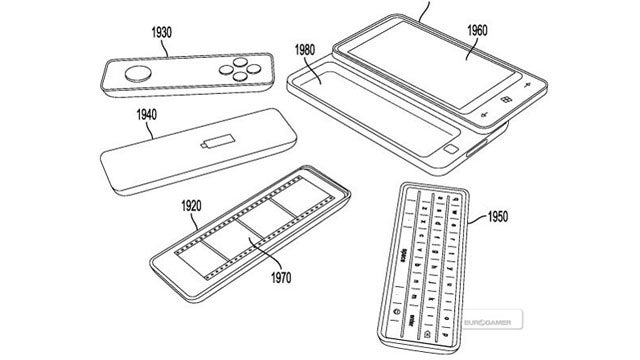 "Microsoft Thinking About Windows Phone ""Control Pads"""