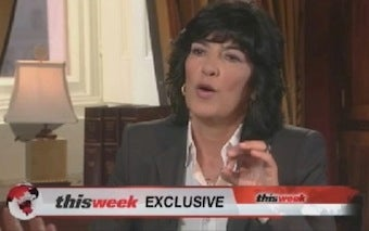 Amanpour-Bashing Critic Gets Smacked Down