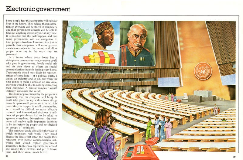Government of the Future (1981)