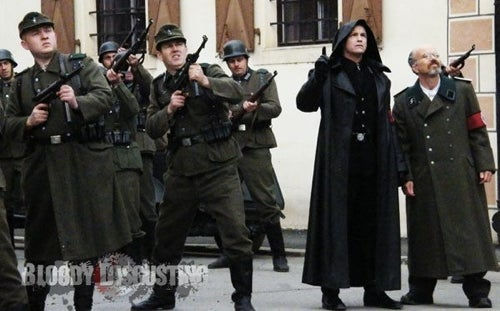 Nazi Zombies, Auschwitz And Uwe Boll