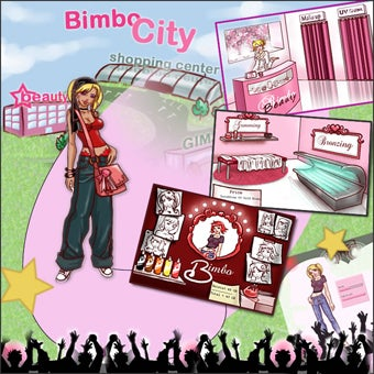 "New Game Encourages Young Girls To Embrace Their Inner ""Bimbo"""