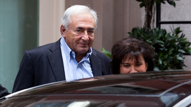 Strauss-Kahn Accuser Sues Paper For Calling Her A Prostitute