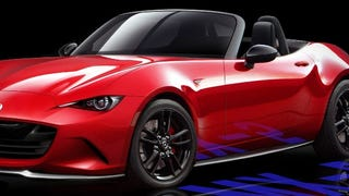 Why Is Everyone Freaking Out About This 2016 Mazda MX-5 Miata Render?