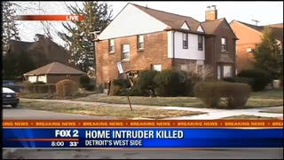 Driver For Burglars Shot By Detroit Homeowner, Dies After Crash