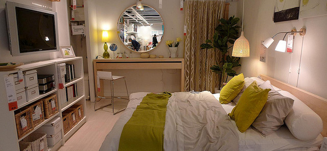 Ikea Showrooms Are Being Listed On Australian Airbnb