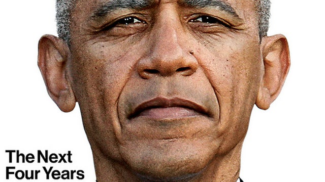 The Latest Businessweek Answers That All-Important Post-Election Question: Just How Horribly Will Obama Age in the Next Four Years?