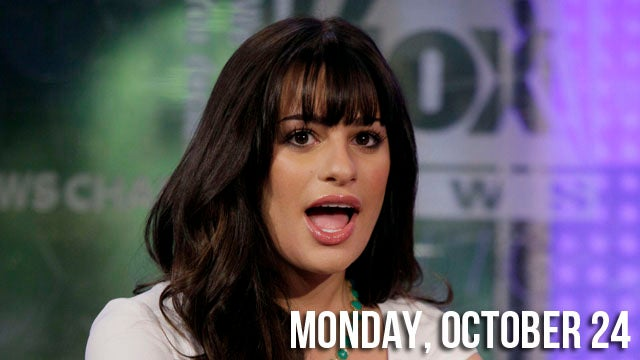 Lea Michele Opens Up About The Time Ashton Kutcher Got Naked With Her