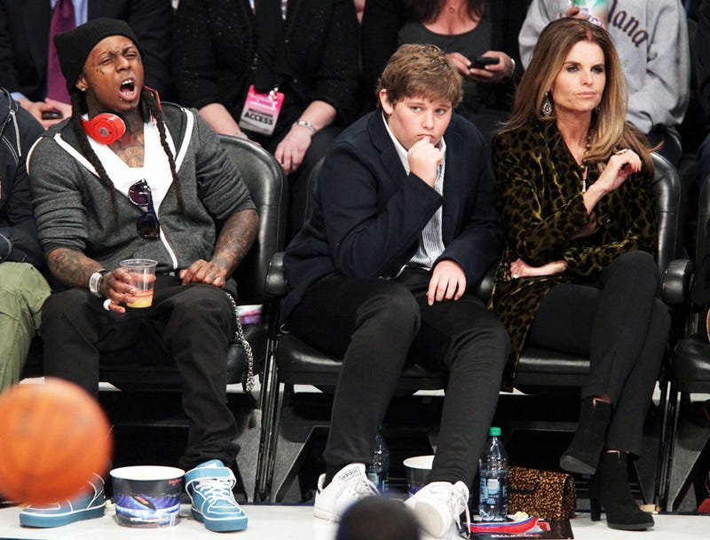 Awkward Celebrity Seat Mates at NBA Games: An Appreciation
