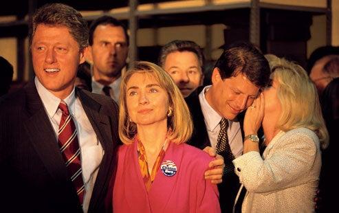 The Clinton Machine: 1992-2008