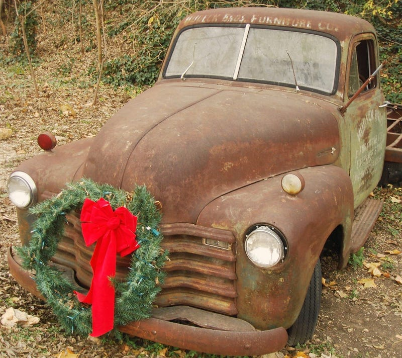 Merry Christmas and Happy Holidays from Jalopnik