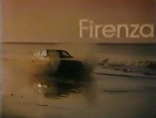 The '84 Olds Firenza: Almost As Good As The Cimarron!