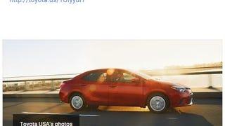 I swear Toyota