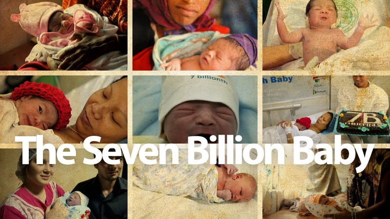 Who Really Is the World's 7 Billionth Person?