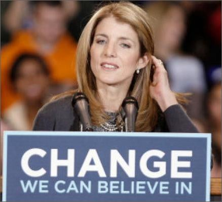 Caroline Kennedy and the War for Newspapers' Balls