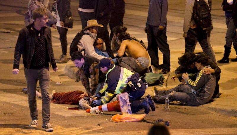 Two Dead, 23 Injured After Driver Plows Into Crowd at SXSW