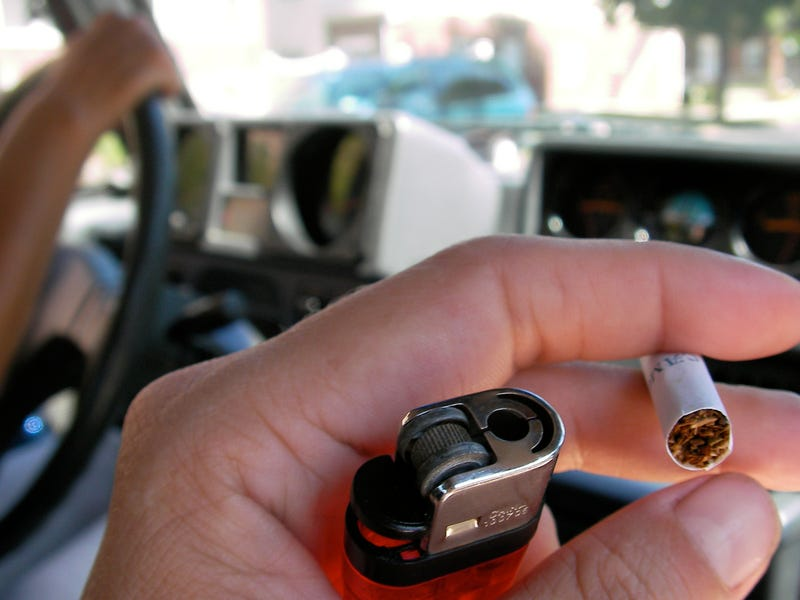 Smoking Now Banned in Your Apartment and in Your Car