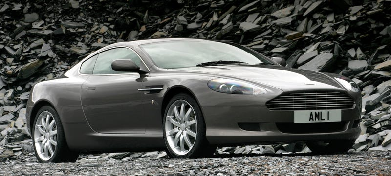 The Aston Martin DB9 Will Be 13 Years Old When It Ends Production