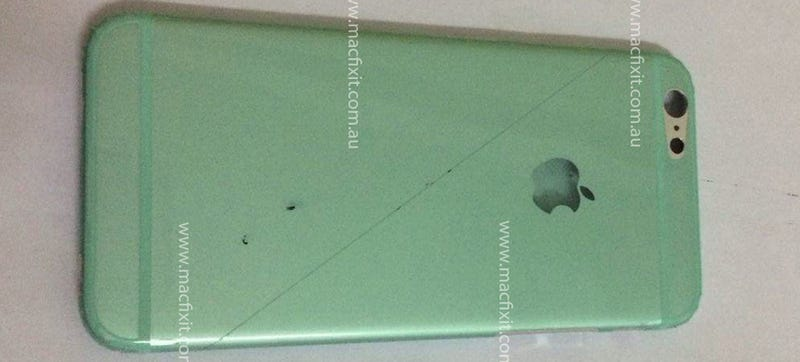 Is This the Back of the iPhone 6?