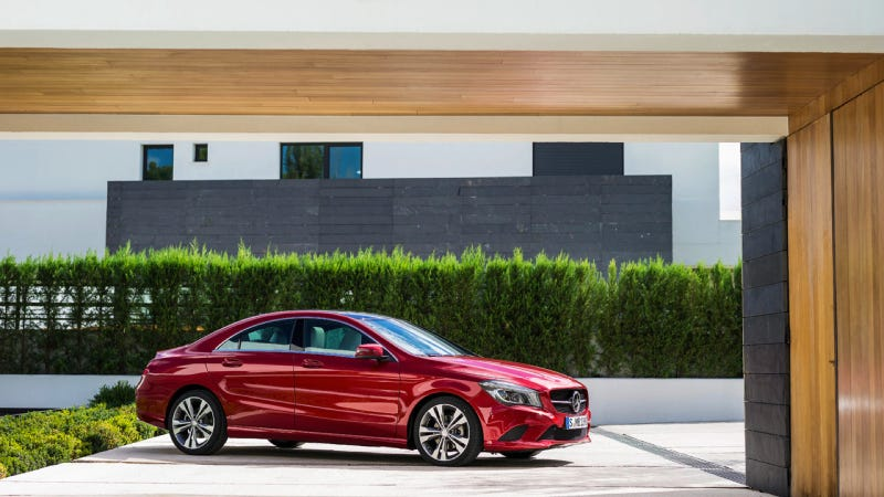 Would You Buy An Underpowered BMW Over The Mercedes CLA?