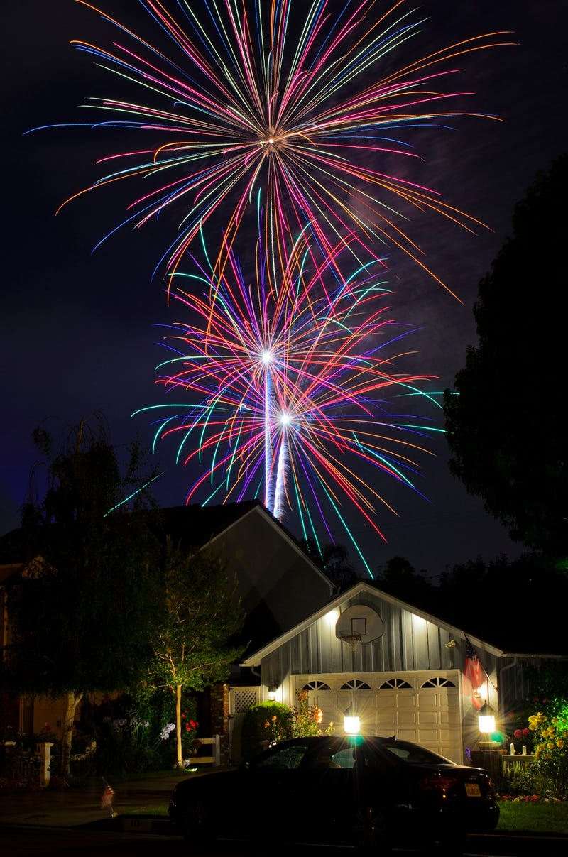 111 Awesome Photos Of Fireworks