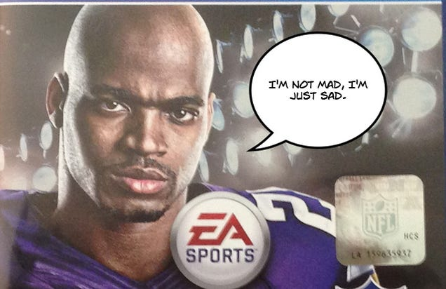 EA's Sportsbros Are Very Disappointed In You
