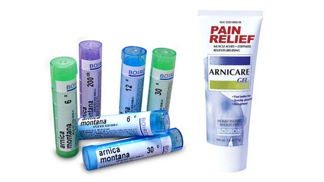 Worth It: A Homeopathic Pain Reliever That Actually Works