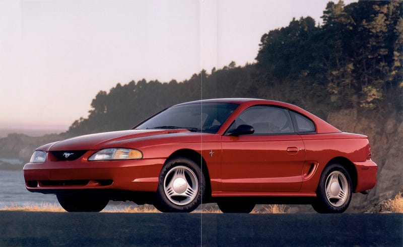 OPPOinions: The SN-95 V6 Mustang.