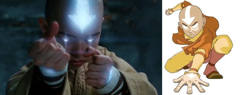 Can Live-Action Airbender Live Up To The Cartoon?