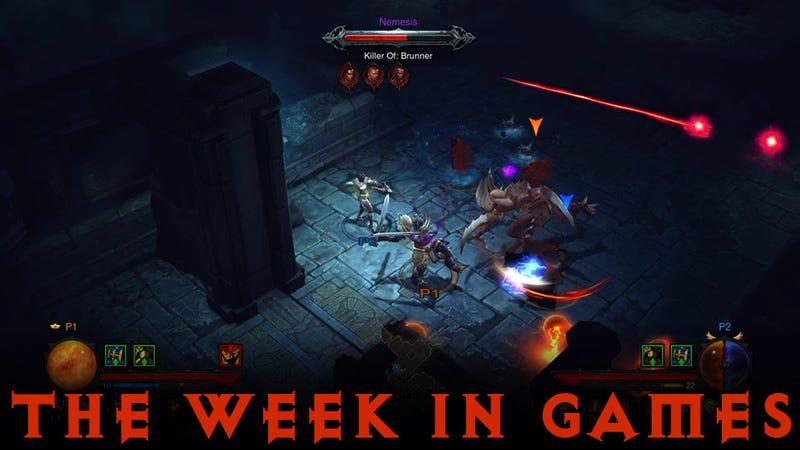 The Week In Games: Real Ultimate Evil