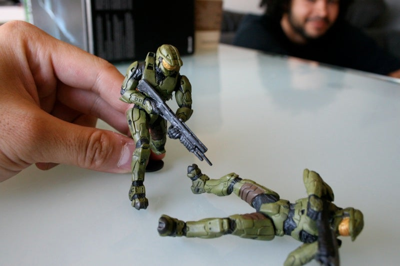 Todd McFarlane's Halo 3 Controllers Could Be Better