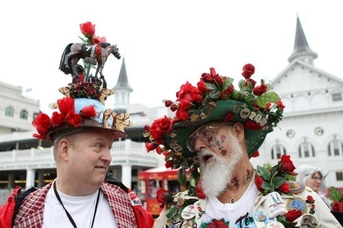 Here's Your Hat, There's Your Derby: The Headgear Of Kentucky Derby 2K10