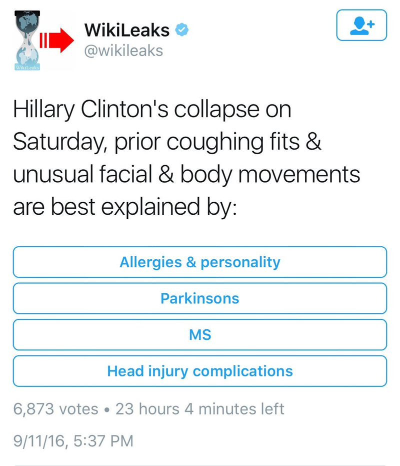 WikiLeaks Finally Admits It Did Something Wrong