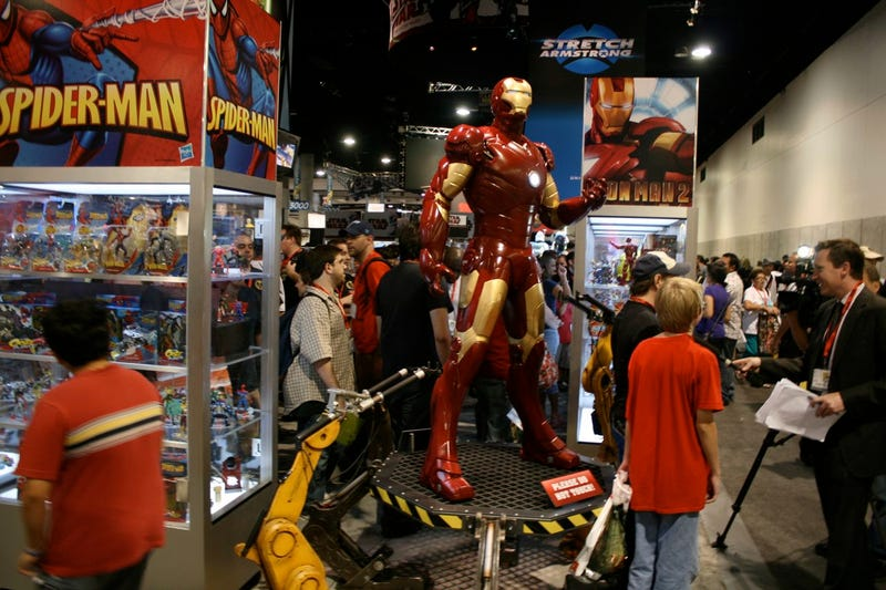 From The Floor: Bronze Monsters, Snarky Fans, And Clone Troopers