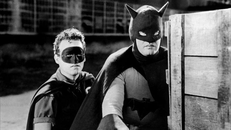 The time Batman fought evil with the power of racism