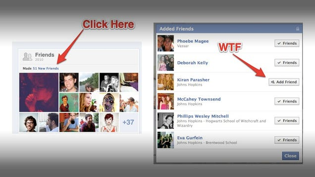 Use the New Facebook To See Who Unfriends You (Updated: Not Anymore)