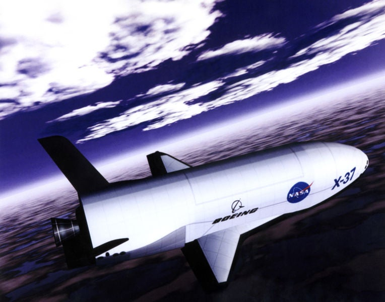 Air Force to Launch Military Orbital Spaceplane